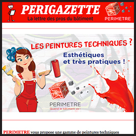 Périgazette avril 2018